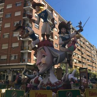 ValenciaLasFallas
