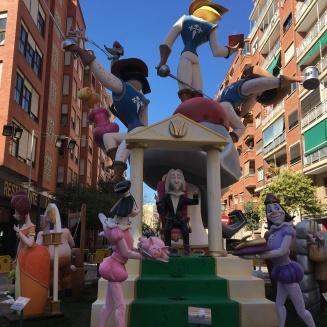 ValenciaLasFallas2